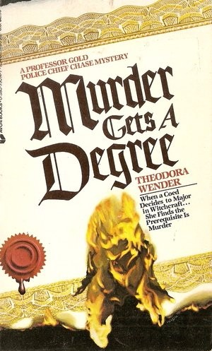 Murder Gets A Degree