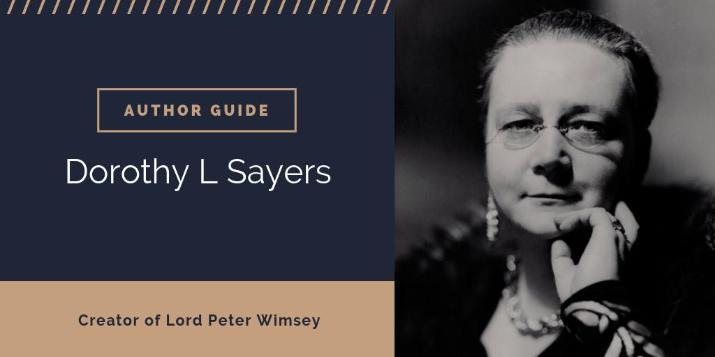 Dorothy L Sayers (1)