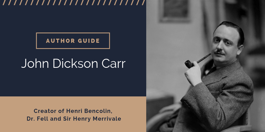 John Dickson Carr (1)