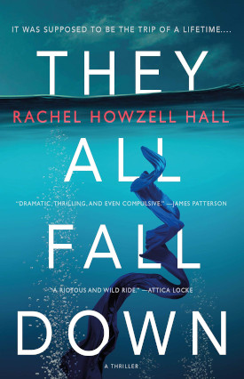 Cover of They All Fall Down by Rachel Howzell Hall